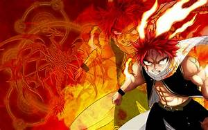 Dragon Slayer Natsu - Fairy Tail Walpaper | Wallpup.com