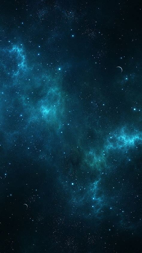 Blue Space Wallpaper ·① Download Free Amazing Wallpapers