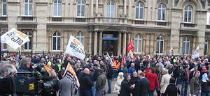 HU12.Net: Protest March in support of workers at Saltend ...