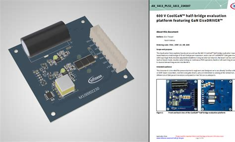 Printed Circuit Board Infenion Technologies Softsoft