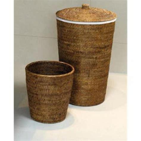 poubelle de porte cuisine set panier à linge et corbeille à papier basket