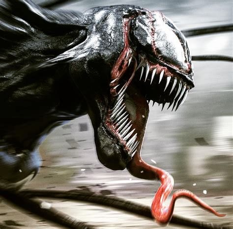Venom Teaser Trailer Inspires Epic New Fan Art Venom
