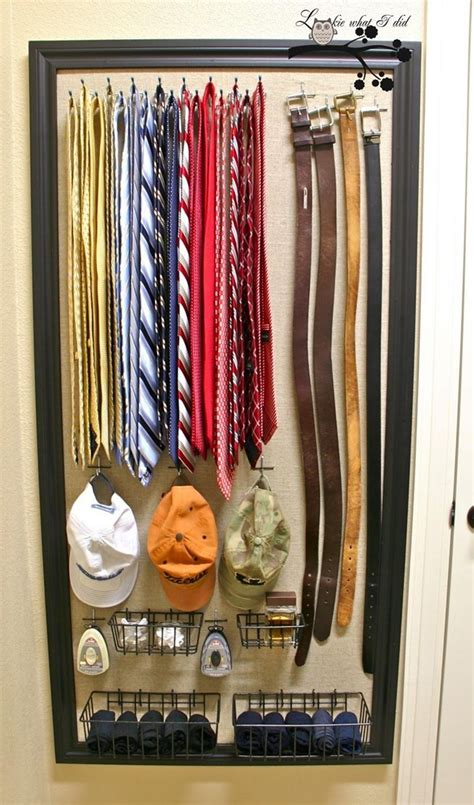 the gallery for gt tie organizer ideas