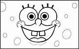 Coloring Rectangle Pages Sponge Bob Spongebob Birthday Wecoloringpage Shapes sketch template
