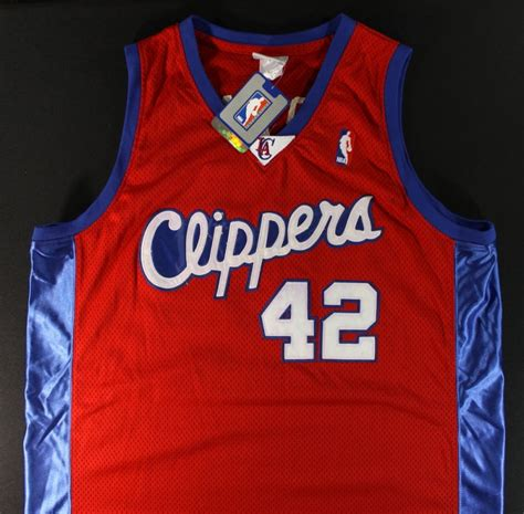 Elton Brand Signed Clippers Jersey (pa Loa