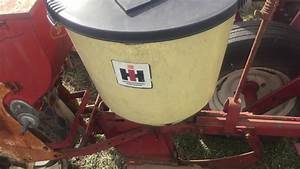Ih 56 Planter Overview