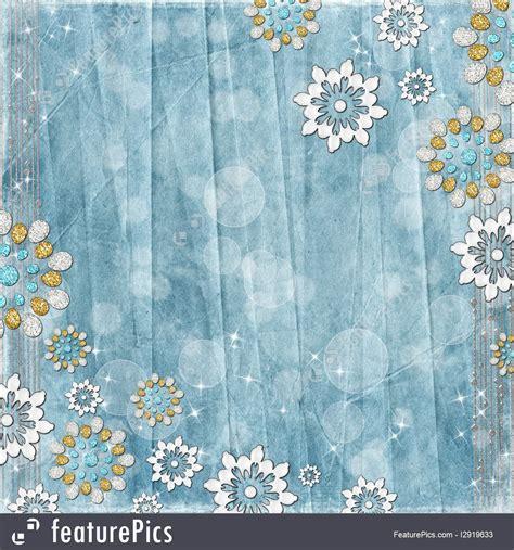 templates vintage blue background stock illustration