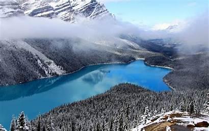 Geographic National Winter Widescreen Wallpapers Alberta Wallpapersafari