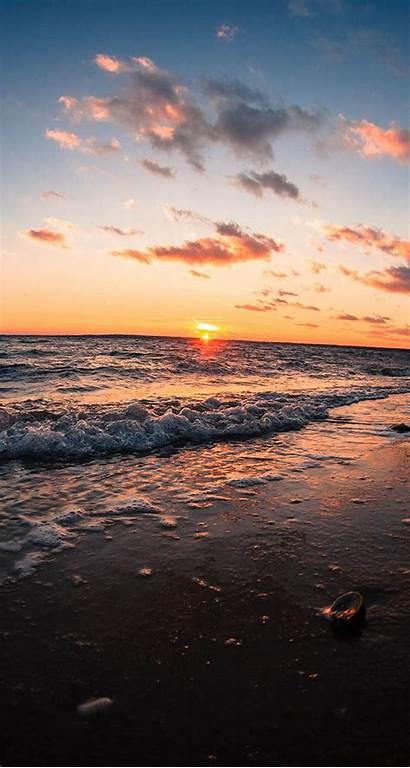 Island Sunsets Wallpapers Iphone Beach Wallpapersin4k