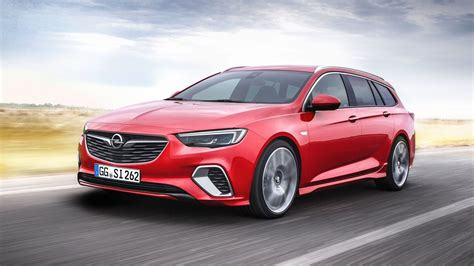 Opel Car : 2018 Opel Insignia Gsi Sports Tourer