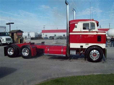 cheap kenworth trucks for sale cool semi trucks 1949 kenworth k100c cabover truck w