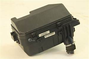 Honda Accord Coupe 4cyl Ex 09 Under Hood Fuse  Relay Box