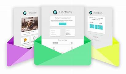 Template Foundation Email Emails Templates Pack Designs