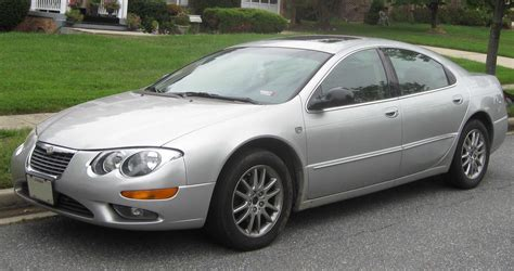 Chrysler 300m 2002 by 2002 Chrysler 300m Related Infomation Specifications