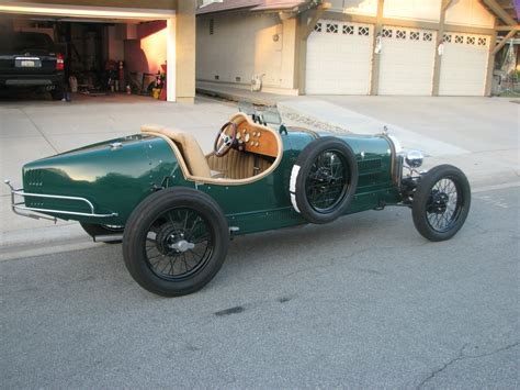 Is close as you can get to authentic. 1927 BUGATTI TYPE 35 REPLICA for sale in Inwood, West ...
