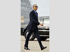 Barack Obama jets into LA to sit down with Ellen DeGeneres