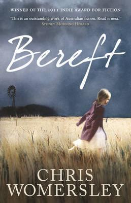 review bereft chris womersley readingscomau