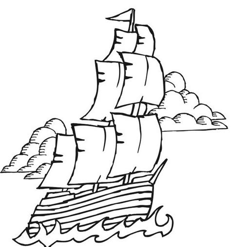 immagini pirati per bambini da stare la nave dei pirati da colorare per bambini disegni da