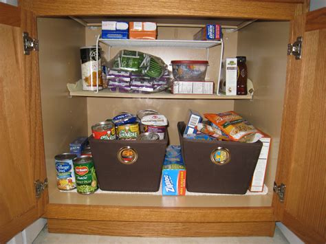 Organised Cupboards by Organization Spree The Kitchen Momhomeguide