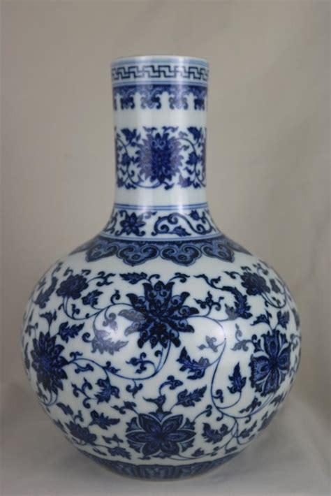 blue and white ceramic vase blue and white porcelain vase