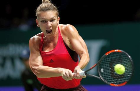 Simona Halep Bio, Profile of Halep - Stats On All ATP & WTA Players