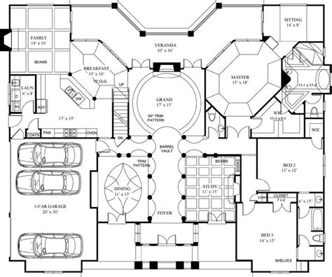 amazing floor plans luxury home designs plans photo of nifty luxury modern