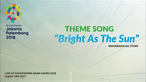 Bright As The Sun (official Song