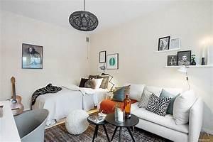 Canapé Lit Petit Espace : canape lit pour petit espace canap id es de ~ Premium-room.com Idées de Décoration