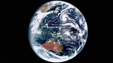 Images Of Earth From Space Earth From Space 4k Himawari 8 Uhd Images Of Earth
