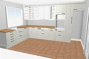 Adorable Casas Cocinas Mueble Cocinas Ikea 3d Custom Interior
