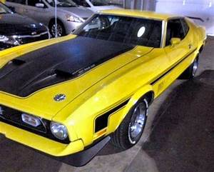 1971 M code Mach for sale - Craigslist, eBay and Online Ads - 7173Mustangs.com