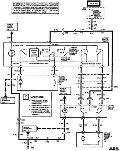 1997 Chevy Cavalier Electrical Diagram by 1997 Chevy Wiring Diagram Wiring Data