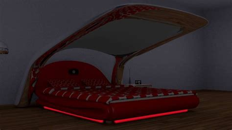 futuristic bed youtube