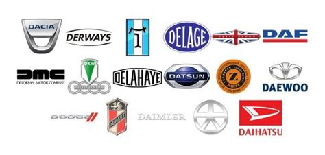 Car Brands With A-z [car Brands That Start With A To Z]