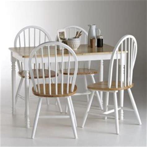 table chaise de cuisine blanc meubles comparer les