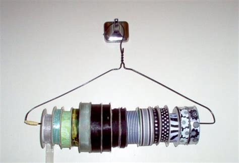 creative  hanger recycling ideas  piece