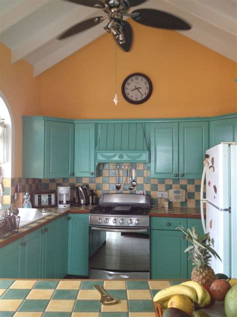 Carribean Kitchen by Caribbean Kitchen Inside And Outside Home