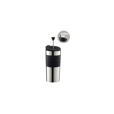 Shop from the world's largest selection and best deals for bodum coffee grinders. Bodum Coffee Travel Press With Extra Lid Stainless Steel ...