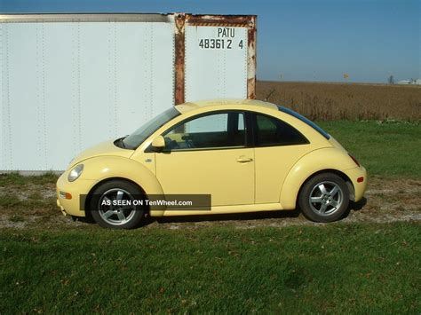 volkswagen beetle diesel 1999 volkswagen beetle tdi 1 9 turbo diesel manual 5 speed