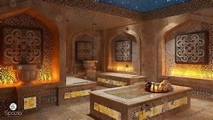 Design 1 Salon And Spa Modern Beauty Salon Interior Design In Dubai Hair Nail