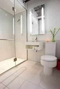 small bathroom wall tile ideas car interior design With big or small tiles for small bathroom