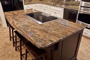 houzz kitchen islands rainforest green granite kitchen traditional kitchen