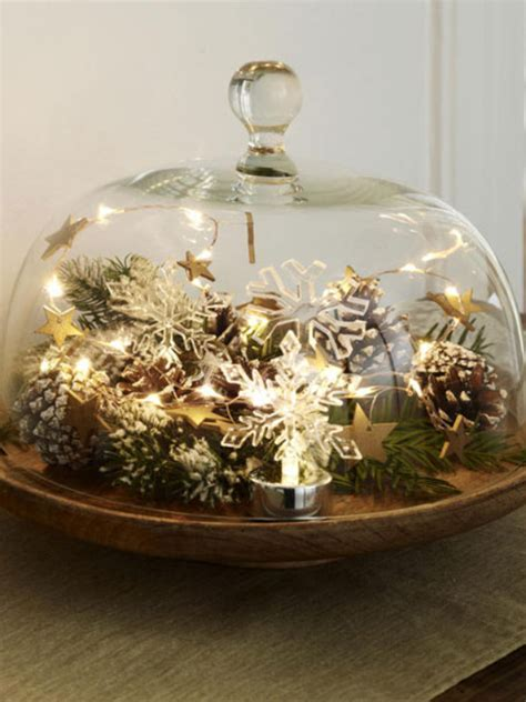 45 DIY Christmas Table Setting& Centerpieces Ideas