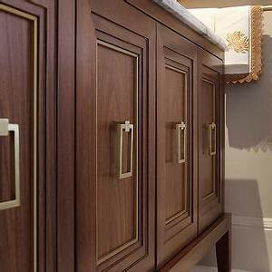 Brass Cabinet Hardware Design Ideas