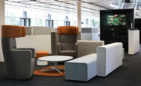 Will Lounge-like Office Furniture