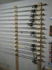 ceiling mounted rod holder fishing pinterest
