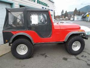 Find Used 1973 Jeep Cj5 Suv  Inline 6  3 Speed