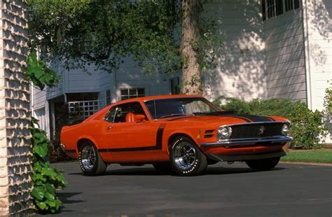 1970 Ford Mustang Boss 302 Image Photo 450 Of 579