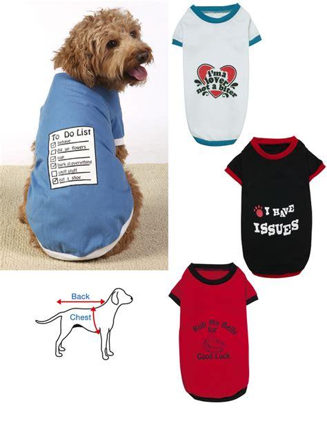 collections  funny dog  shirts set   ebay