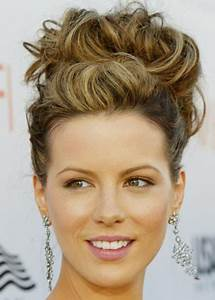 Hairstyles Up In A Messy Bun HairStyles